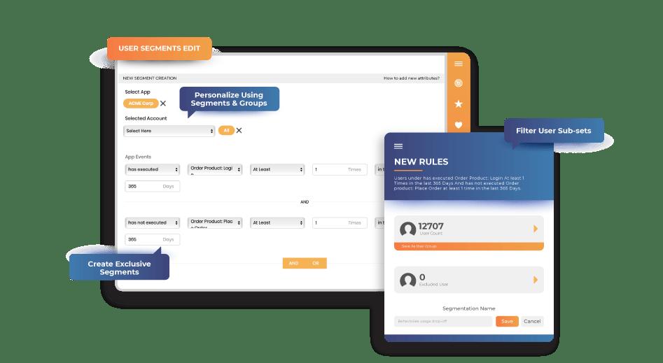Personalization and Customer Segment