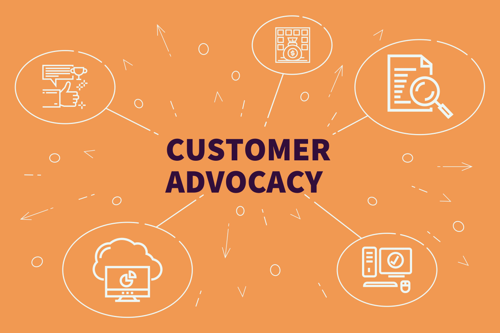Customer advocacy, customer referrals