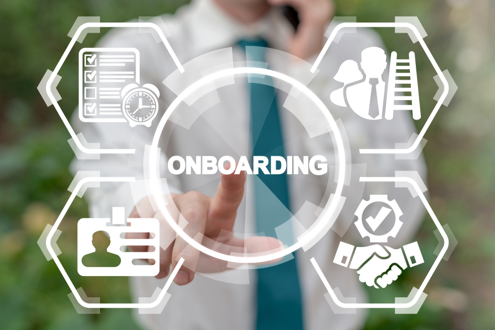product onboarding