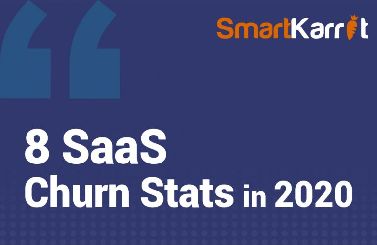 8 SaaS Churn Stats in 2020