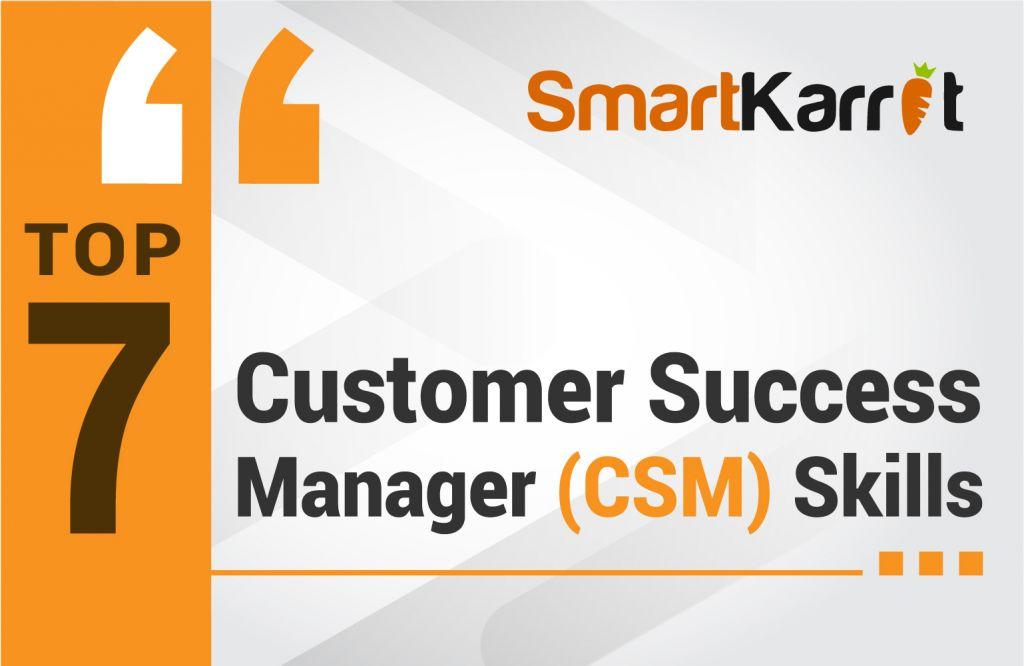 Customer Success Manager Skills