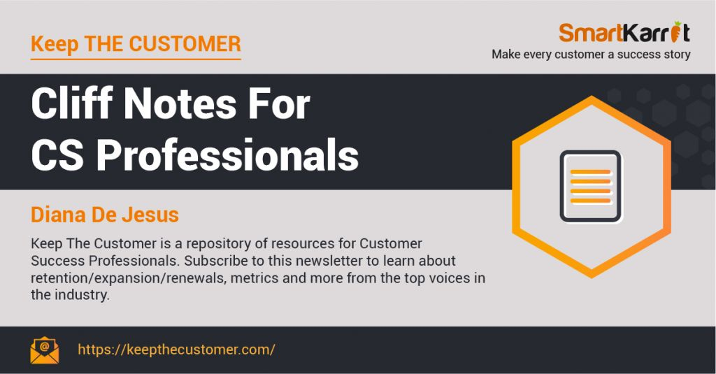 top customer success newsletters