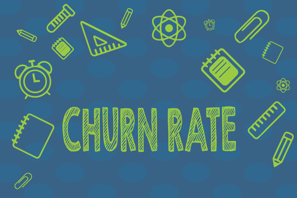 customer churn rate evaluation