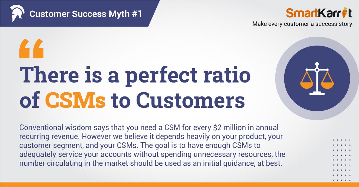 customer success myth