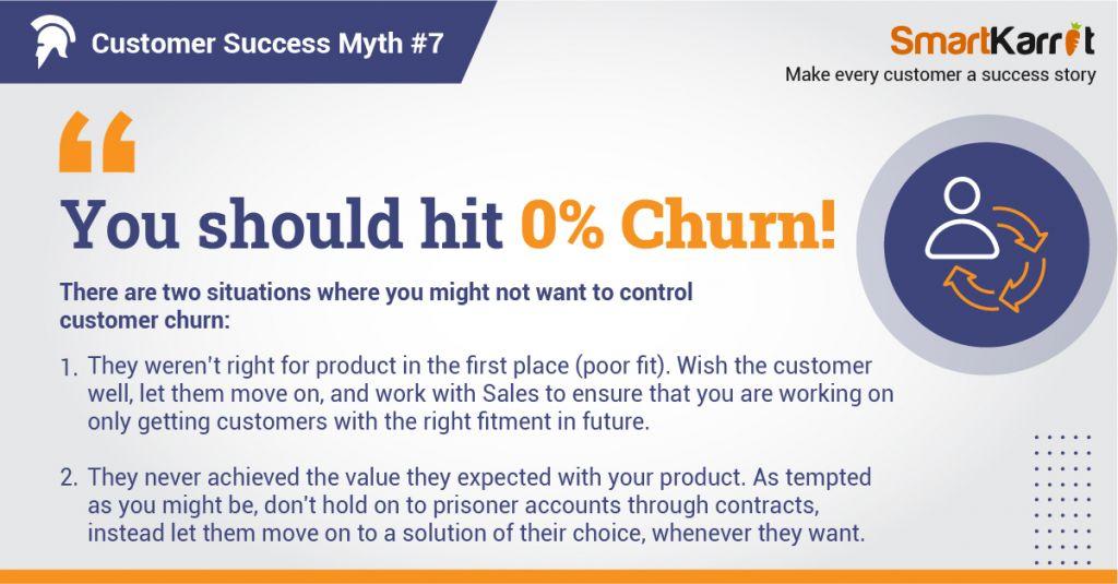 Saas customer success myth