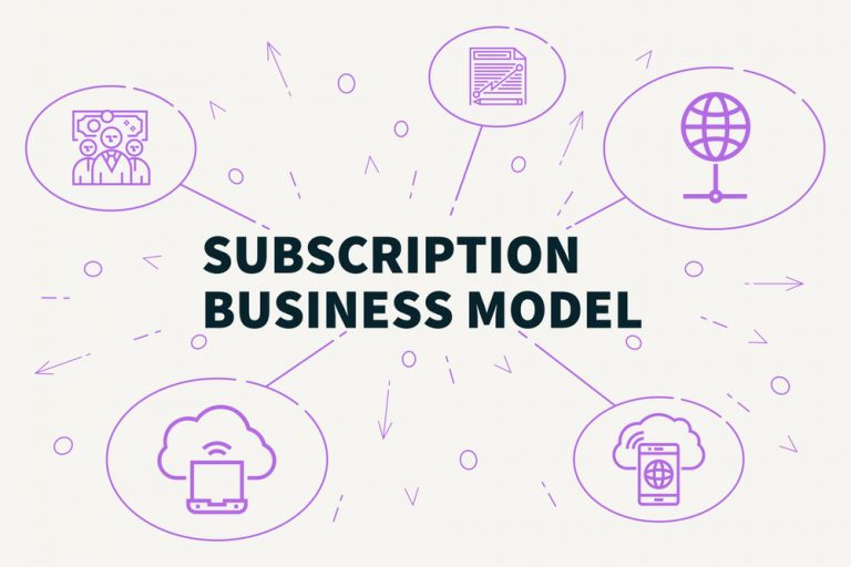 Online-Business-A-Subscription-Model