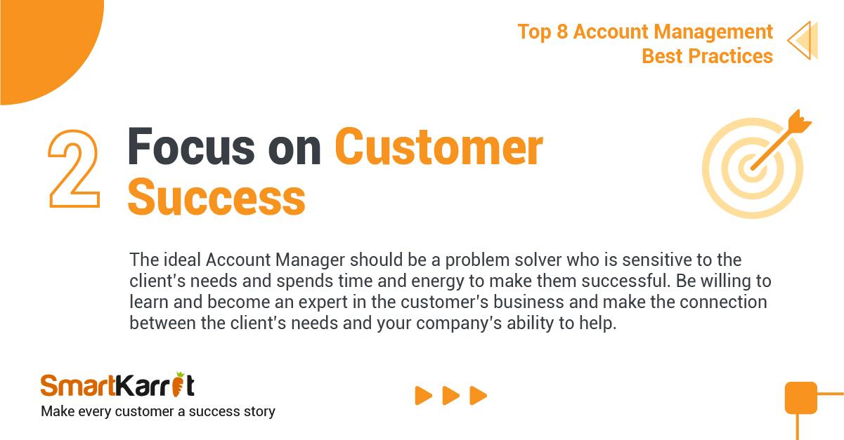 account management best practices