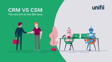 CRM VS CSM Solutions