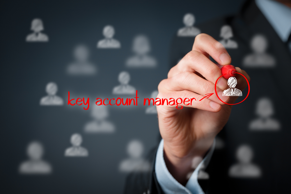 role of key account manager in customer success
