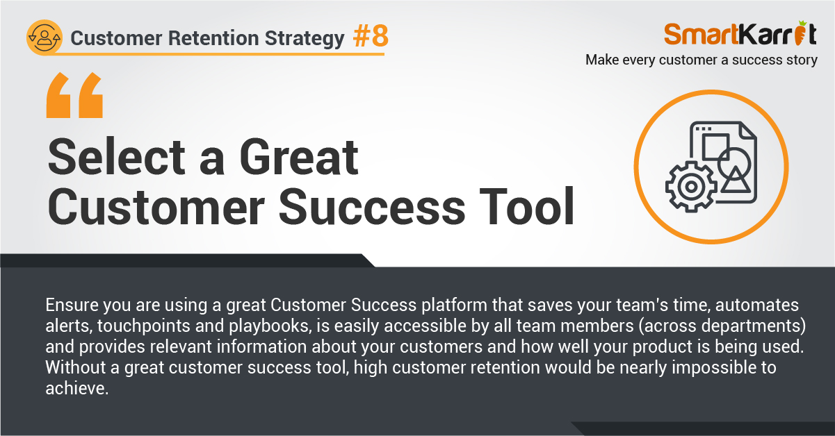 SaaS customer retention strategy