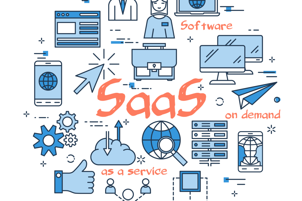 SaaS-Online-Business