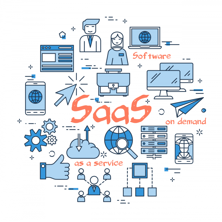 SaaS-Online-Business
