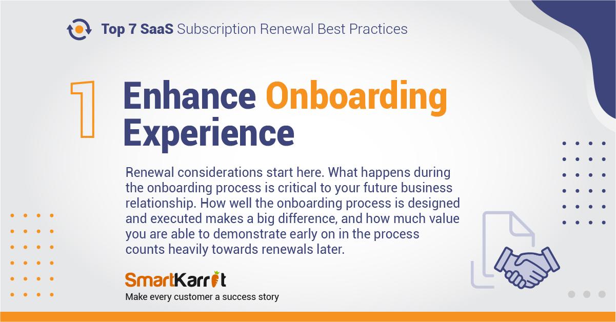 SaaS Subscription Renewal Best Practices