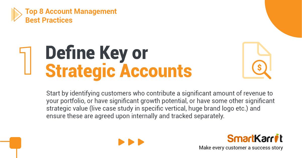 strategic account management best practices