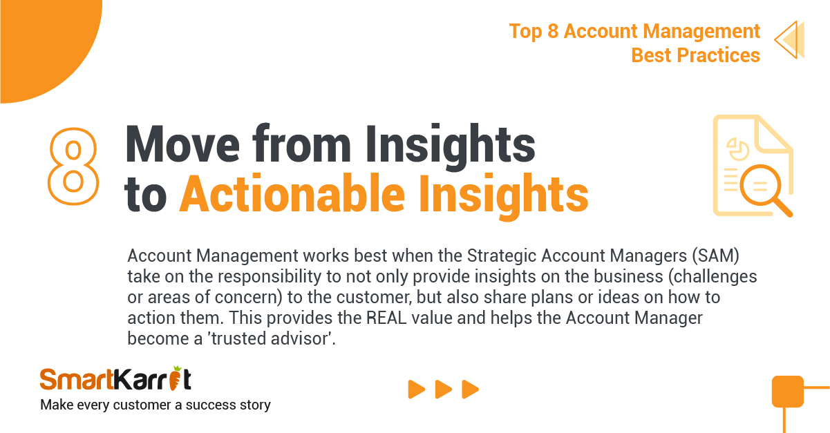 top 8 account management best practices