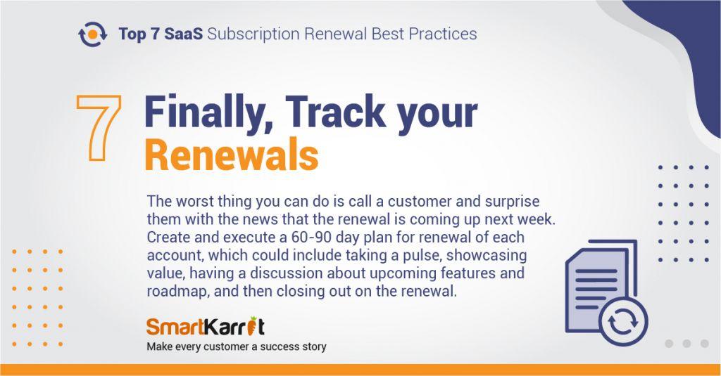 Top SaaS Subscription Renewal Best Practices