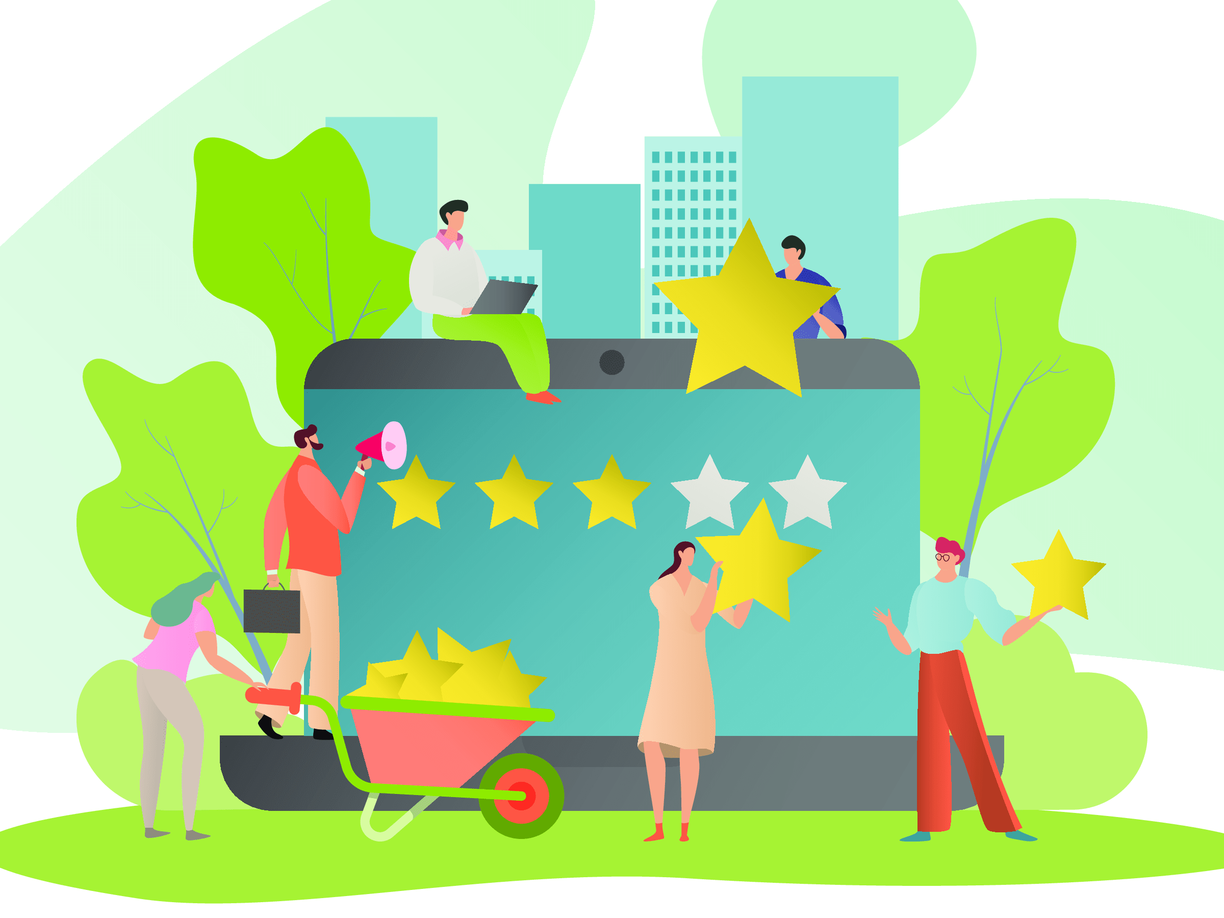 upgrade from customer service to customer success