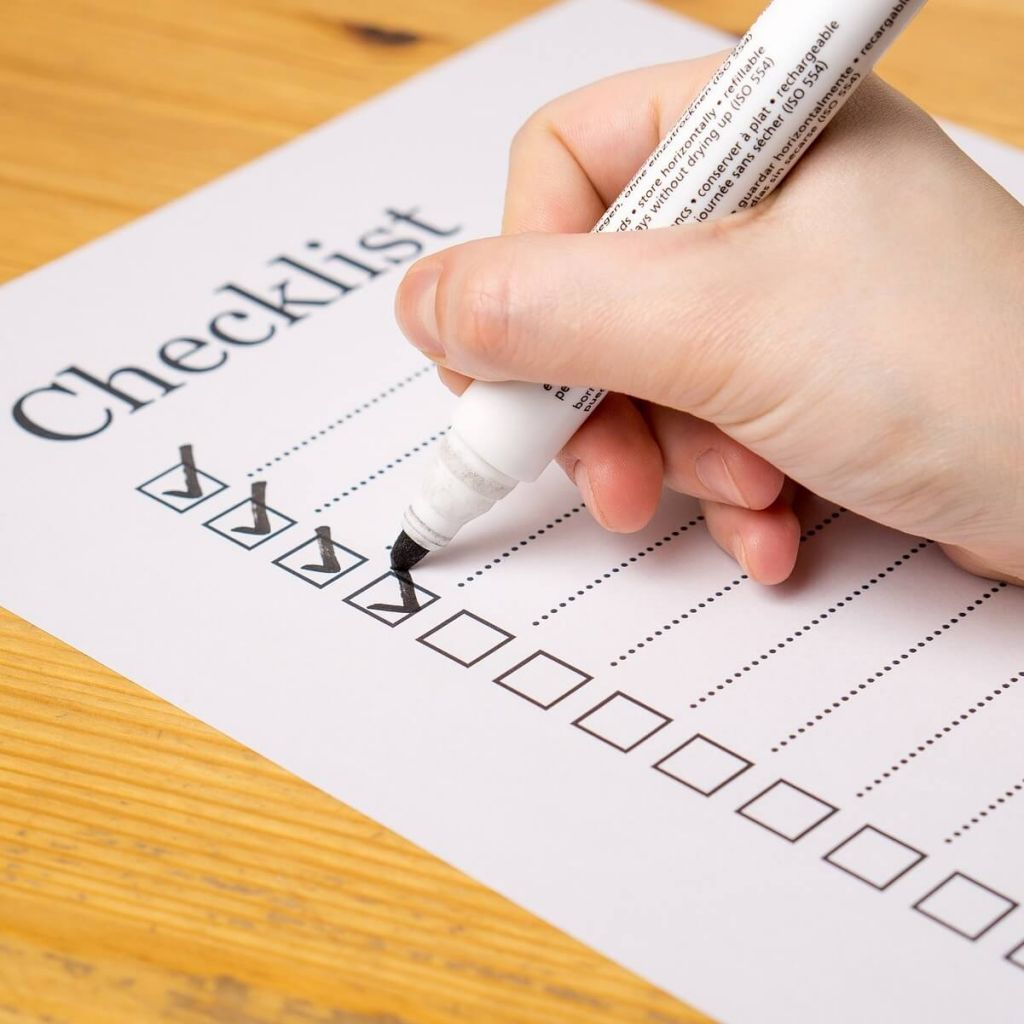 soc2 compliance checklist