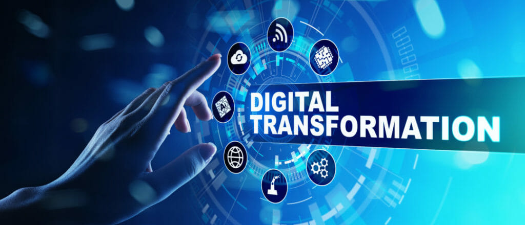 Improve customer experience through digital transformation