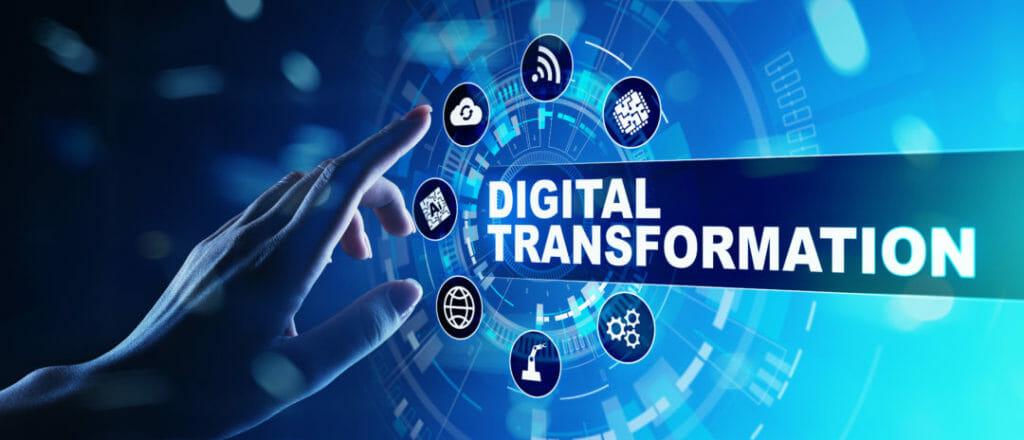 Improve customer experience through digital transformation