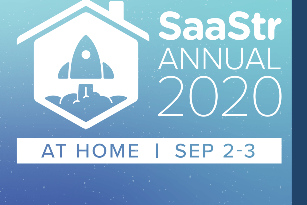SaaStr-from-Home-2020