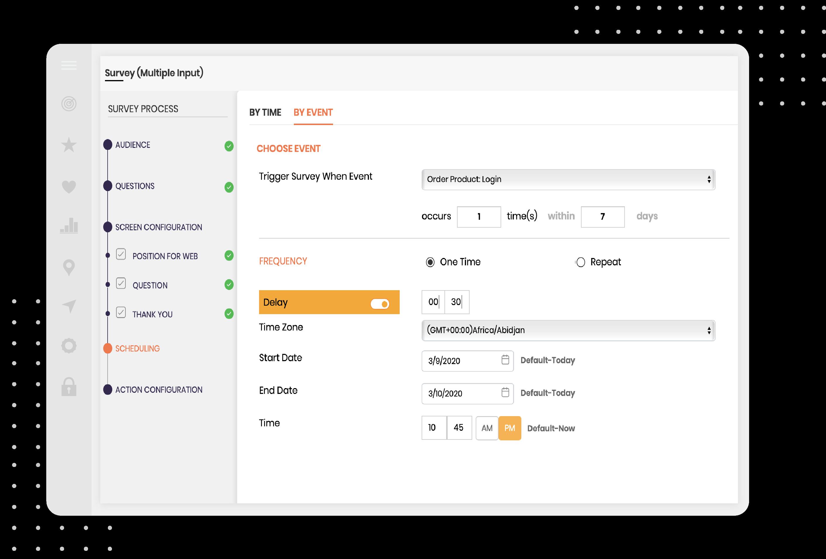 SmartKarrot - Customer Survey