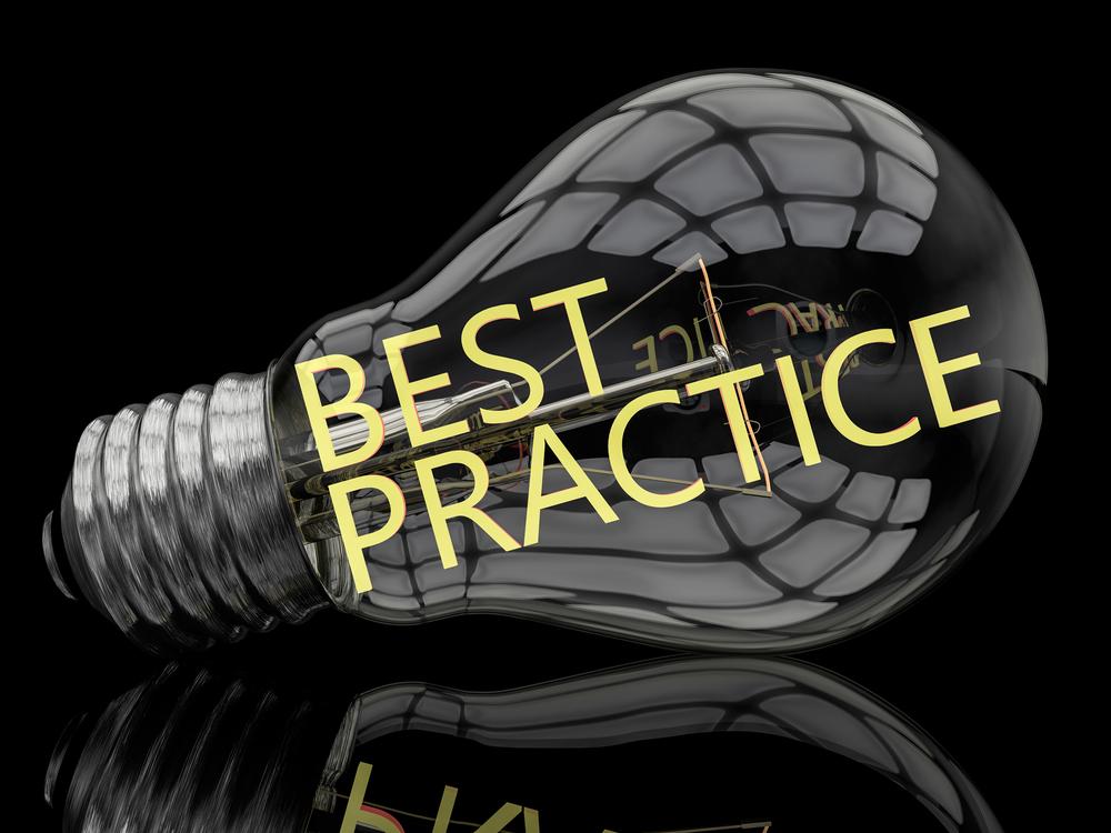 Client Services Manager's best practices