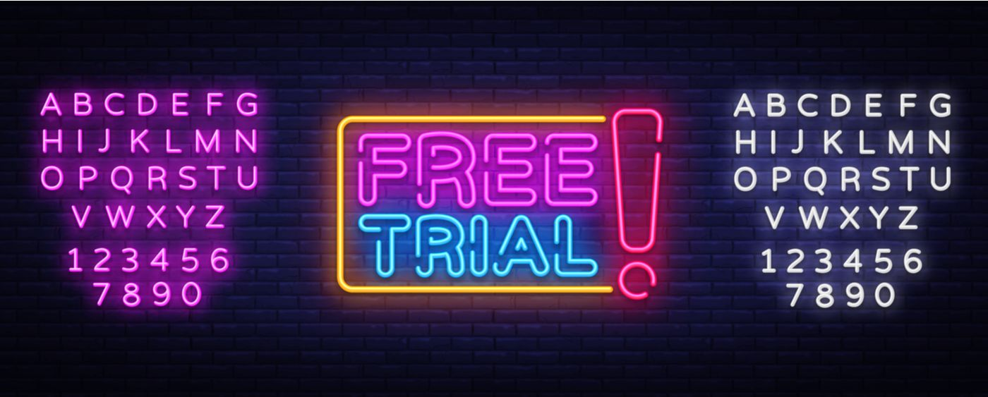 What is meant by Free Trial?