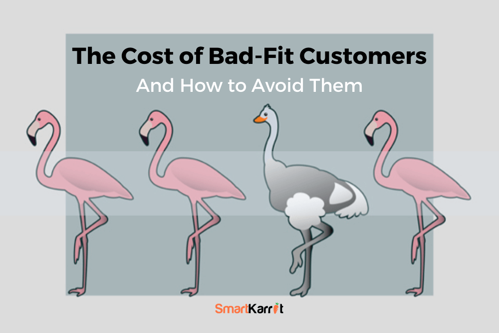 The Cost of Bad-Fit Customers