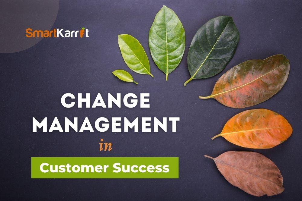 Change Management in Customer Success