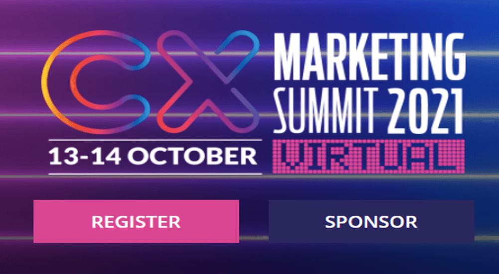 CX Marketing Summit