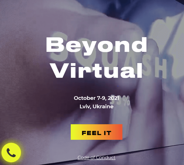 Beyond Virtual IT Arena conference