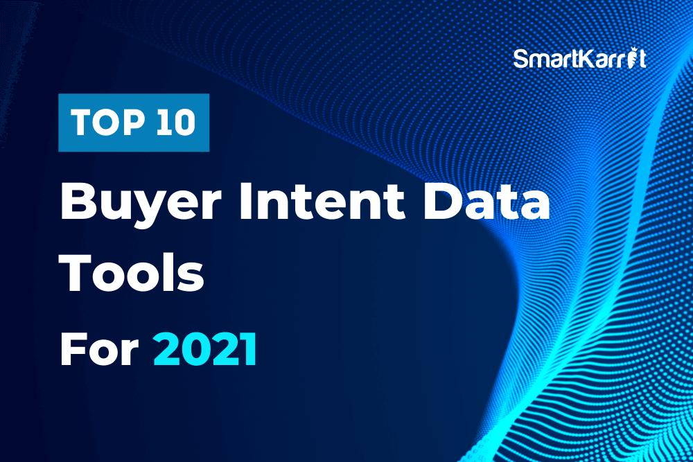 Top 10 Buyer Intent Data Tools