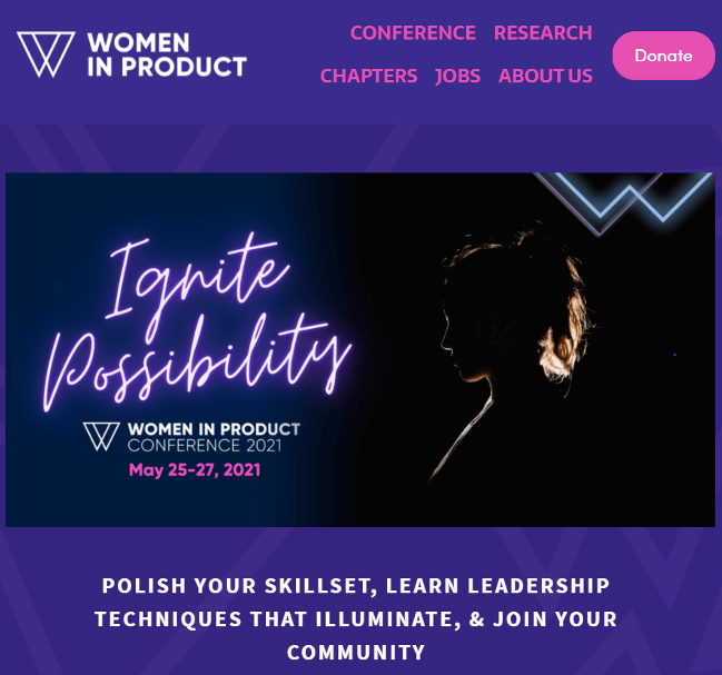 Women in Product Conference